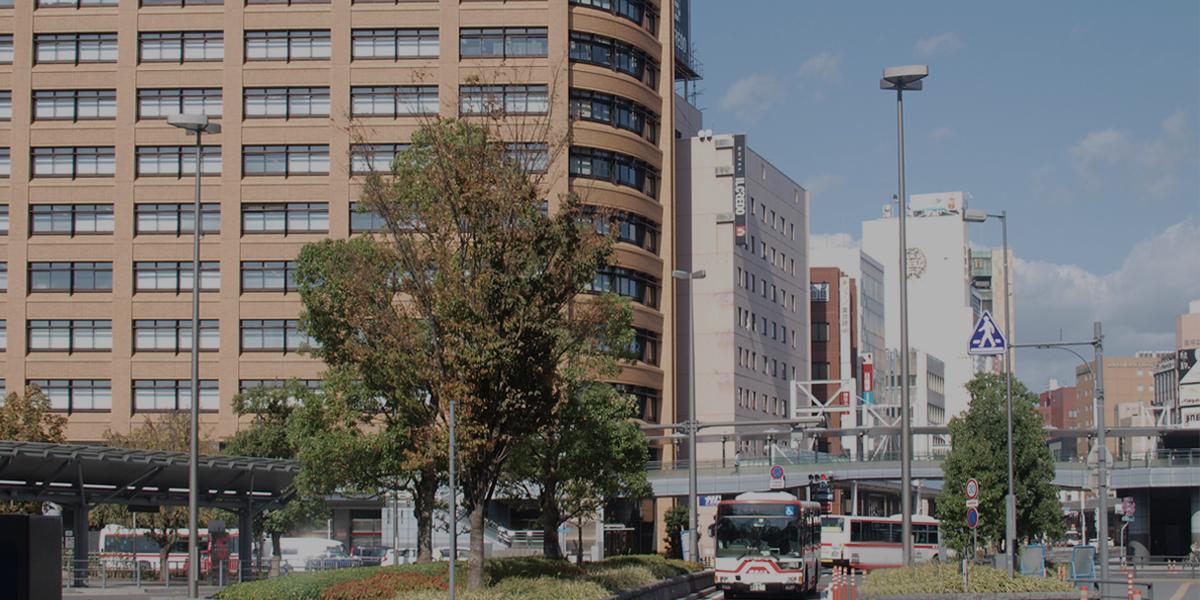 ここからはじまる岐阜のまち「ココマチ」岐阜駅前中央商店街